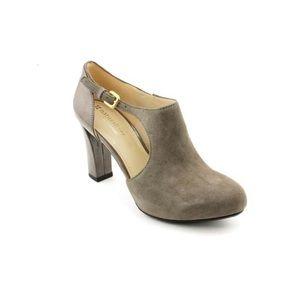 Naturalizer Women's 'Haberton' Suede Boot/Heels
